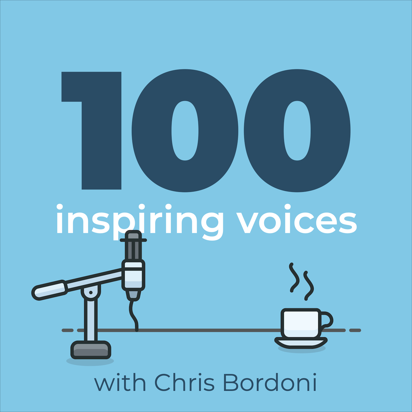 100 Inspiring Voices with Chris Bordoni